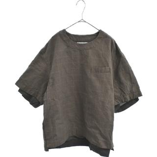 サカイ(sacai)のSacai サカイ 半袖Tシャツ(Tシャツ/カットソー(半袖/袖なし))