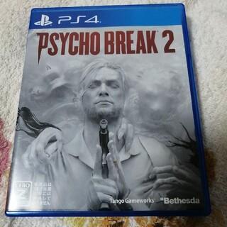 PlayStation4 - サイコブレイク2 PS4