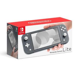 Nintendo Switch - 任天堂 Nintendo Switch Lite グレー