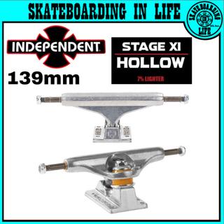 インディペンデント トラック Stage11 HOLLOW 139(スケートボード)