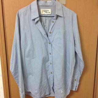 ラグナムーン(LagunaMoon)のラグナムーン 新品未使用 水通し済み シャツ(カットソー(半袖/袖なし))
