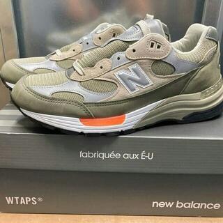 ニューバランス(New Balance)のwtaps x new balance M992 WT ニューバランススニーカー(スニーカー)