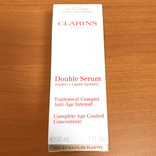 CLARINS(クラランス)の新品 クラランス ダブルセーラム EX 30ml 美容液 コスメ/美容のスキンケア/基礎化粧品(美容液)の商品写真