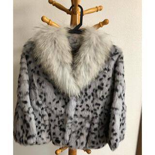 ローズバッド(ROSE BUD)のROSE BUD コート(毛皮/ファーコート)