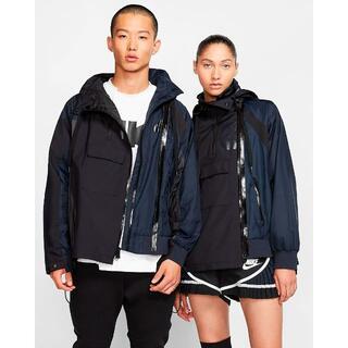 サカイ(sacai)の NIKE ナイキ x sacai サカイ Double Zip Jacket(ナイロンジャケット)