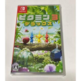 Nintendo Switch - ピクミン3 デラックス 新品未開封