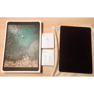 Apple - ipadpro10.5 wifi&cellular64GB USB-C充電器付き