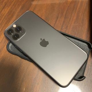 Apple - iPhone11pro 256GB スペースグレイ