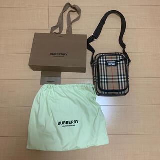 BURBERRY - Burberryボディバッグ