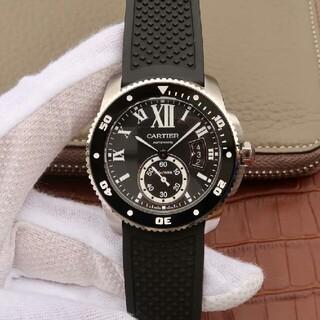 ☆即購入OKカルティエ Cartier カリブル メンズ 腕時計自動巻☆3