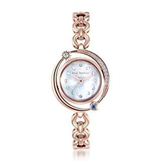 スタージュエリー(STAR JEWELRY)のSTAR JEWELRY スタージュエリー 腕時計 クリスマス ピンクゴールド(腕時計)