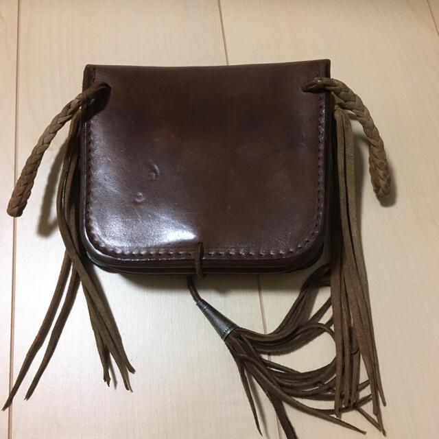 goro's(ゴローズ)のゴローズ  オールドメディスンバッグ メンズのバッグ(ショルダーバッグ)の商品写真
