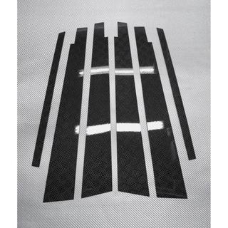 30系セルシオ・LS430【リアルカーボン/スクエア織り】ピラーガーニッシュ