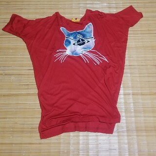 Vivienne Westwood - ヴィヴィアンウエストウッド ドルマンTシャツ