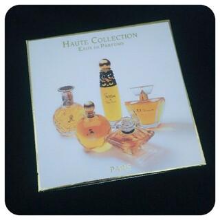 LANCOME - 未使用 ミニ香水 HAUTE   COLLECTION  PARIS 5点セット