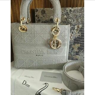 Christian Dior - DIOR ディオール レディース シヨルダーバッグ トートバック バントバッグ