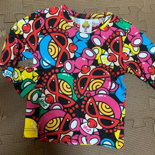 ヒステリックミニ(HYSTERIC MINI)のテディ ポップ(Tシャツ)