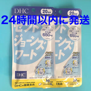 DHC - DHC セントジョーンズワート 20日分×2袋