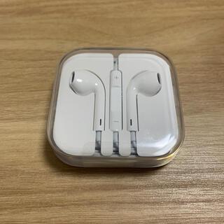 Apple - iPhone純正イヤホン iPhoneイヤホン 純正品