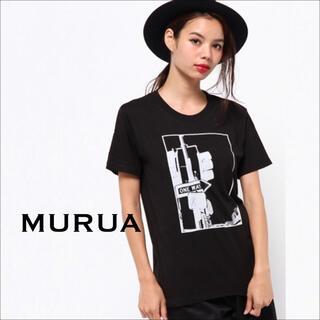 MURUA - MURUA scene T-SH Tシャツ♡マウジー GYDA ENVYM