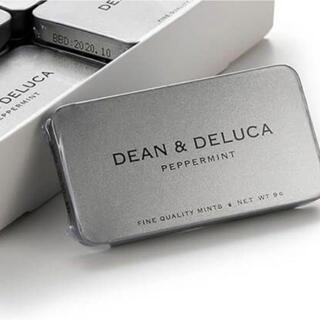 ディーンアンドデルーカ(DEAN & DELUCA)のミントタブレット2つ✨ディーンアンドデルーカ (菓子/デザート)