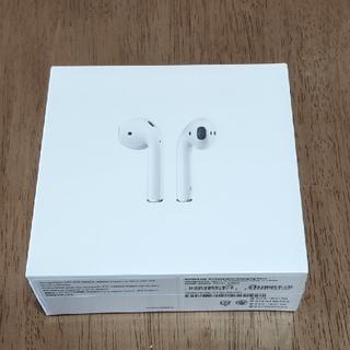 Apple - 【新品未開封】AirPods MV7N2J/A エアポッズ ワイヤレス