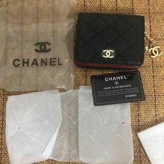 CHANEL - ノベルティ 長財布