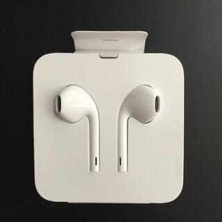 Apple - 【純正品・未使用】iPhone イヤフォン