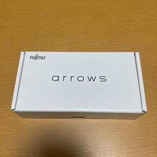 arrows - 富士通 arrows RX 楽天モバイル simフリースマートフォン ホワイト