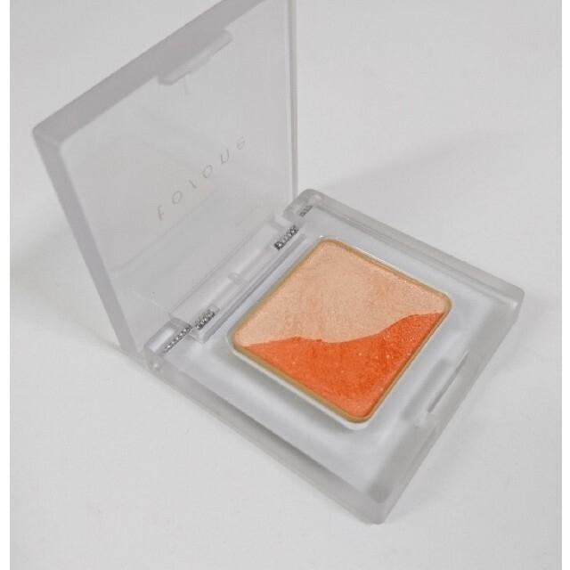 Cosme Kitchen(コスメキッチン)のto/one  ペタルアイシャドウ 02 オレンジ トーン  アイシャドウ コスメ/美容のベースメイク/化粧品(アイシャドウ)の商品写真