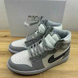 Dior - Dior x Air Jordan 1 High OG 27.5cm