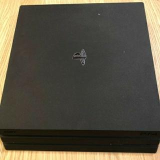 PS4本体 Pro 1TB CUH-7000B