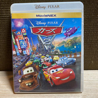 Disney - カーズ2 MovieNEX Blu-ray