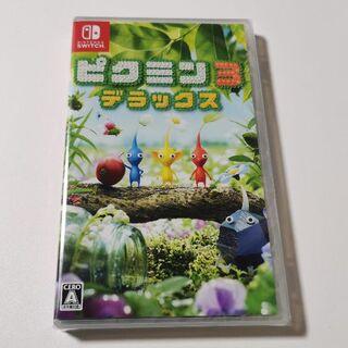 Nintendo Switch - 新品 ピクミン3 デラックス Switch