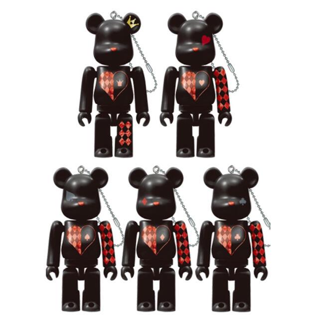 Disney(ディズニー)のツイステッドワンダーランド ベアブリックコラボ エンタメ/ホビーのおもちゃ/ぬいぐるみ(キャラクターグッズ)の商品写真