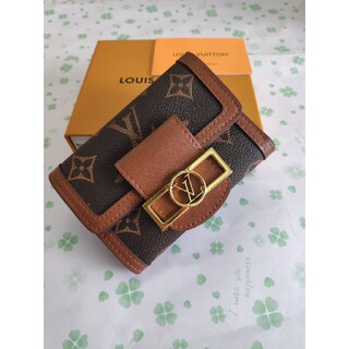 LOUIS VUITTON - ღ国内即発❀送料無料ღ限定 セール♬ルイヴィトン、折り財布❉小銭入れ 超美品
