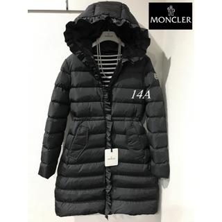 MONCLER - ラスト1★超希少14A★購入証明書付★今季新作モンクレール VENNAL★黒