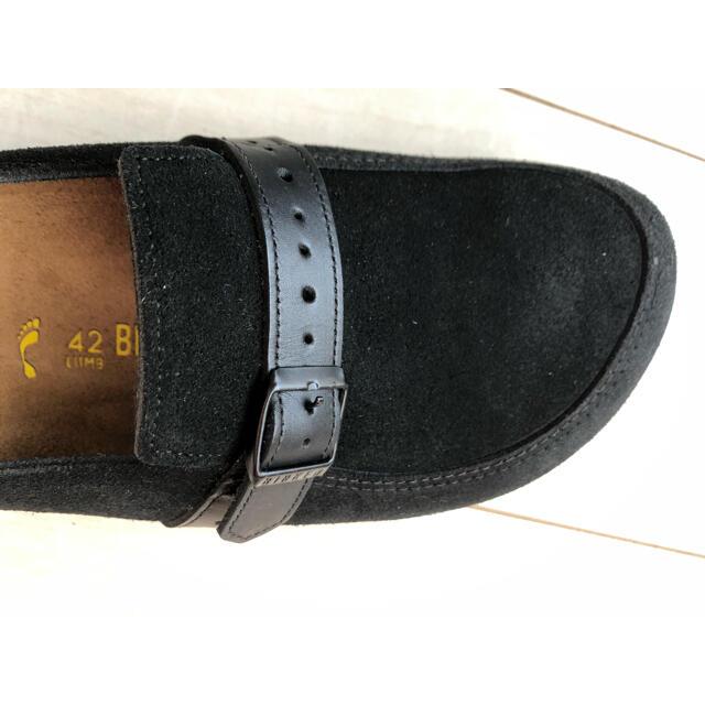 BIRKENSTOCK(ビルケンシュトック)のBIRKENSTOCK 未使用 黒 42 メンズの靴/シューズ(サンダル)の商品写真