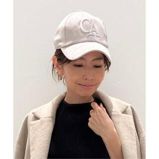 L'Appartement DEUXIEME CLASSE - 新品【GOOD GRIEF/グッドグリーフ】State Name CAP グレー