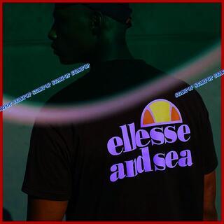 シー(SEA)のWIND AND SEA ellesse Logo T Shirts Tシャツ(Tシャツ/カットソー(半袖/袖なし))