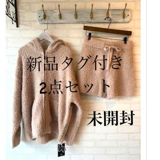 gelato pique - Halloween限定 ジェラートピケ イヌモコパーカ&ショートパンツ