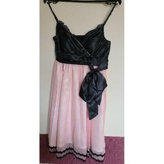 セシルマクビー(CECIL McBEE)の結婚式用ドレス(ミディアムドレス)