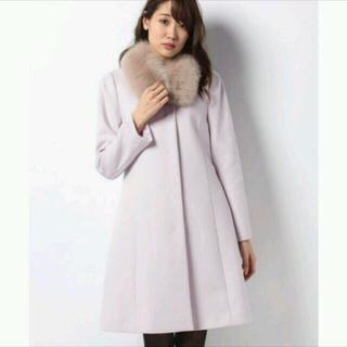 Rirandture - 新品タグつき 裾フレアAラインコート リランドチュール