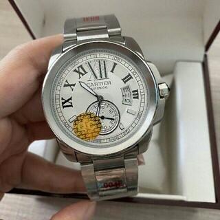☆美品カルティエ Cartier カリブル メンズ 腕時計 自動巻☆23