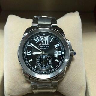 ☆美品カルティエ Cartier カリブル メンズ 腕時計 自動巻☆24