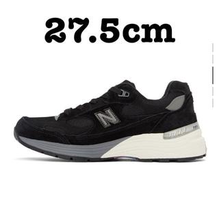 New Balance - 27.5ニューバランス992 USA