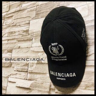 Balenciaga - 【激レア】BALENCIAGA バレンシアガ キャップ