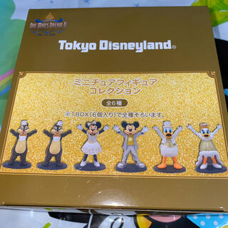 Disney - ワンマンズドリーム2ミニチュアコレクションフィギュア ミッキーマウス 販売終了品