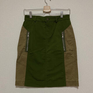 マークバイマークジェイコブス(MARC BY MARC JACOBS)のMARC BY MARC JACOBS マークジェイコブス スカート(ひざ丈スカート)