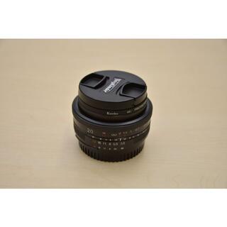 voigtlander color-skopar 20mm F3.5SL ASP(レンズ(単焦点))
